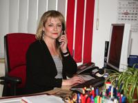 Frau Marion Fehn